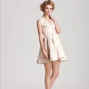 Rachel Zoe Daria Brocade dress size 0